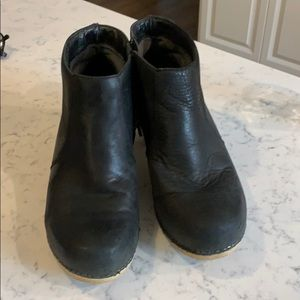 Dansko leather boots